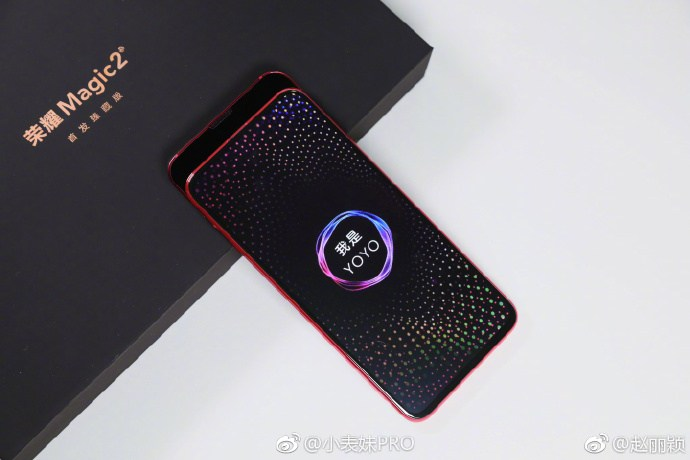 Honor Magic 2 : de nouvelles photos publiées avant son officialisation
