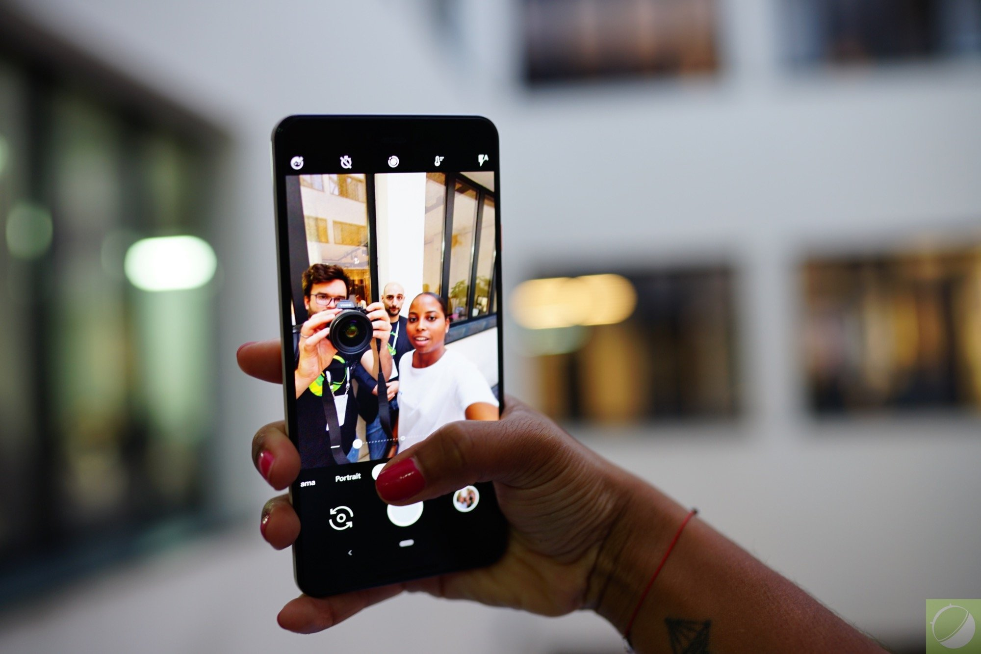 OnePlus 6 : l'appareil photo (et son mode portrait) du Pixel 3 est disponible
