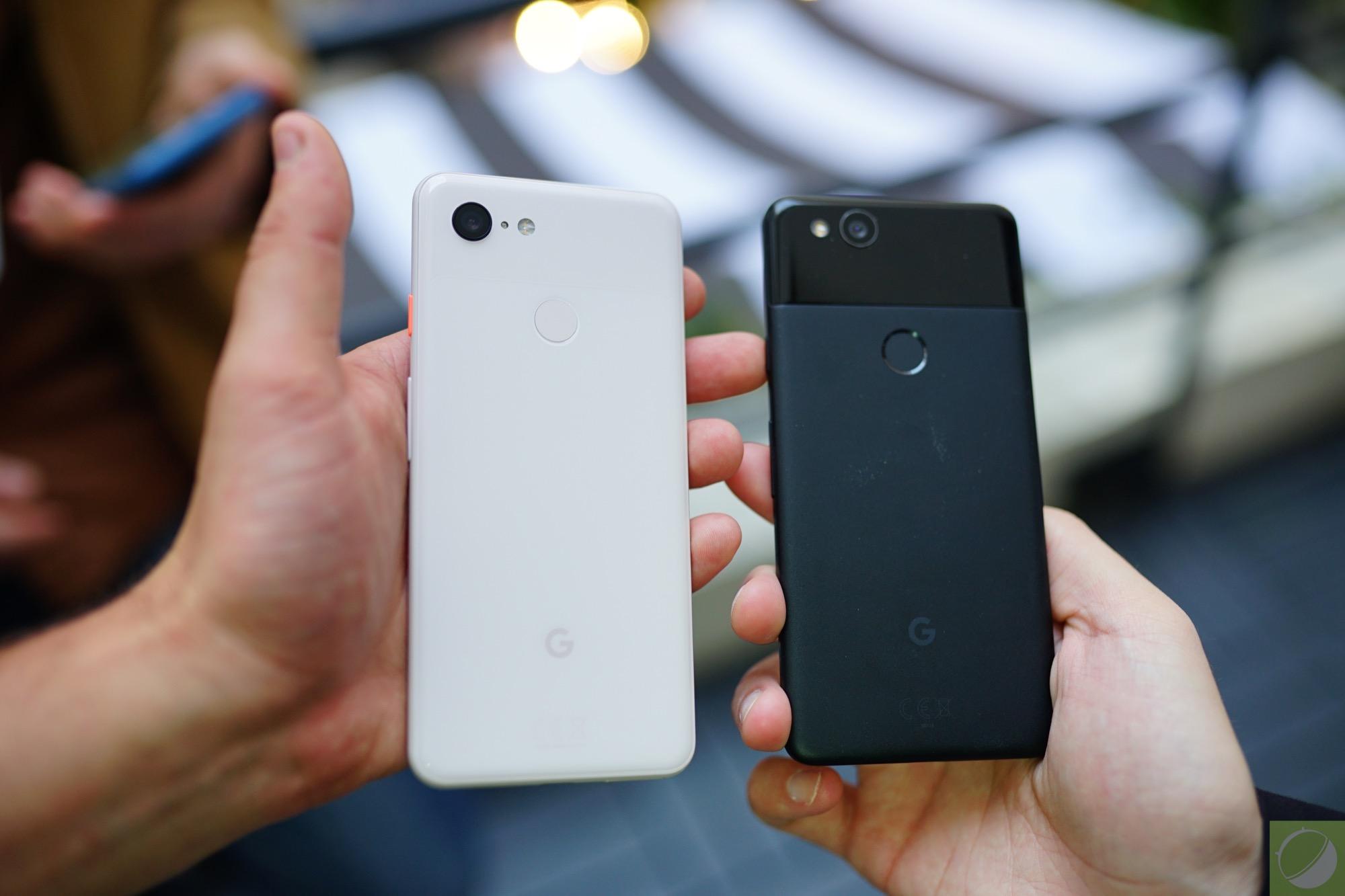 Pour Google, le déploiement de Android 9 Pie est plus rapide que celui de iOS 12… sur les Pixel