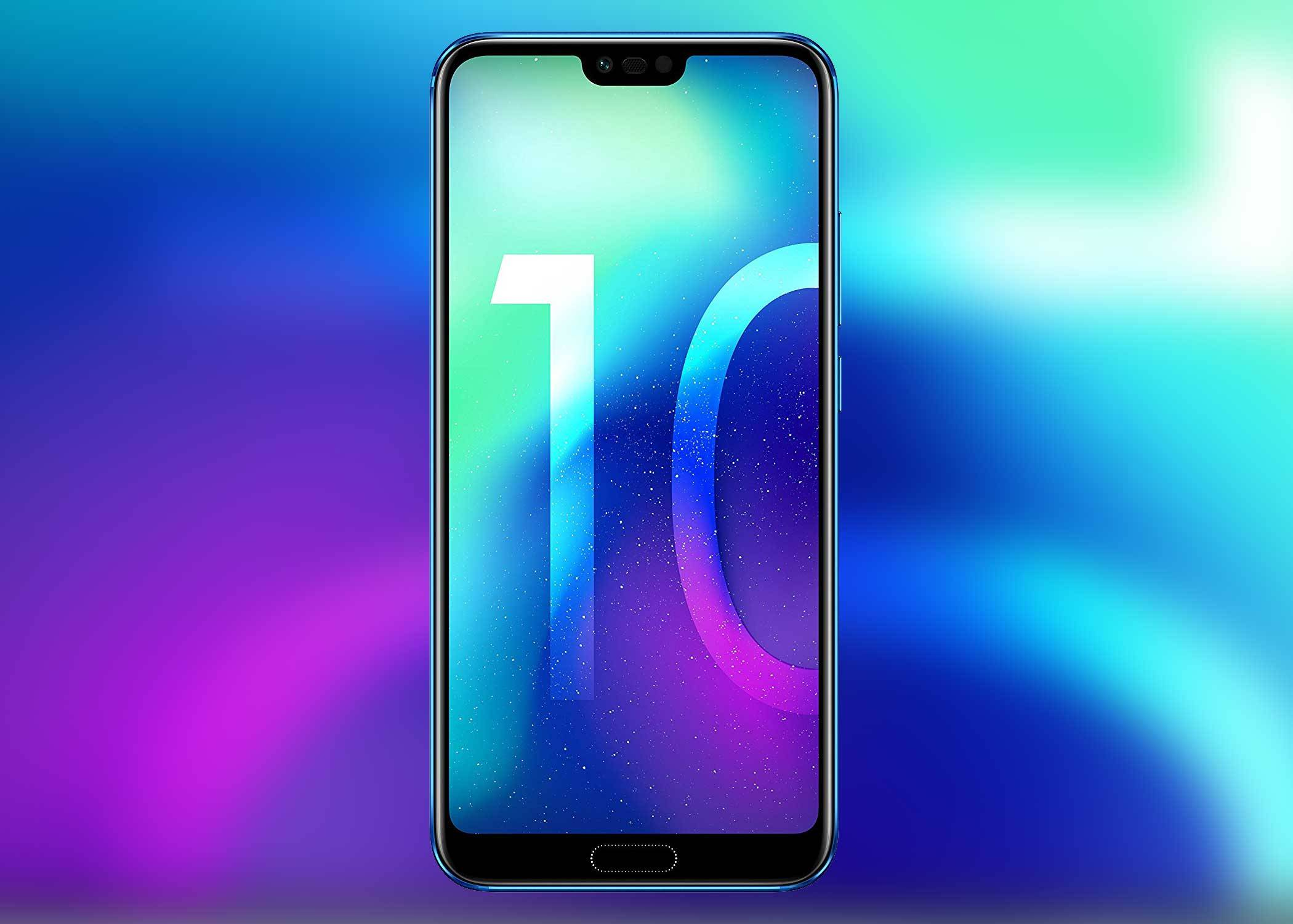 🔥 Bon plan : le Honor 10 à 319 euros sur Amazon