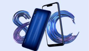 Honor 8C : batterie de 4000 mAh et processeur Snapdragon inédit pour un milieu de gamme solide