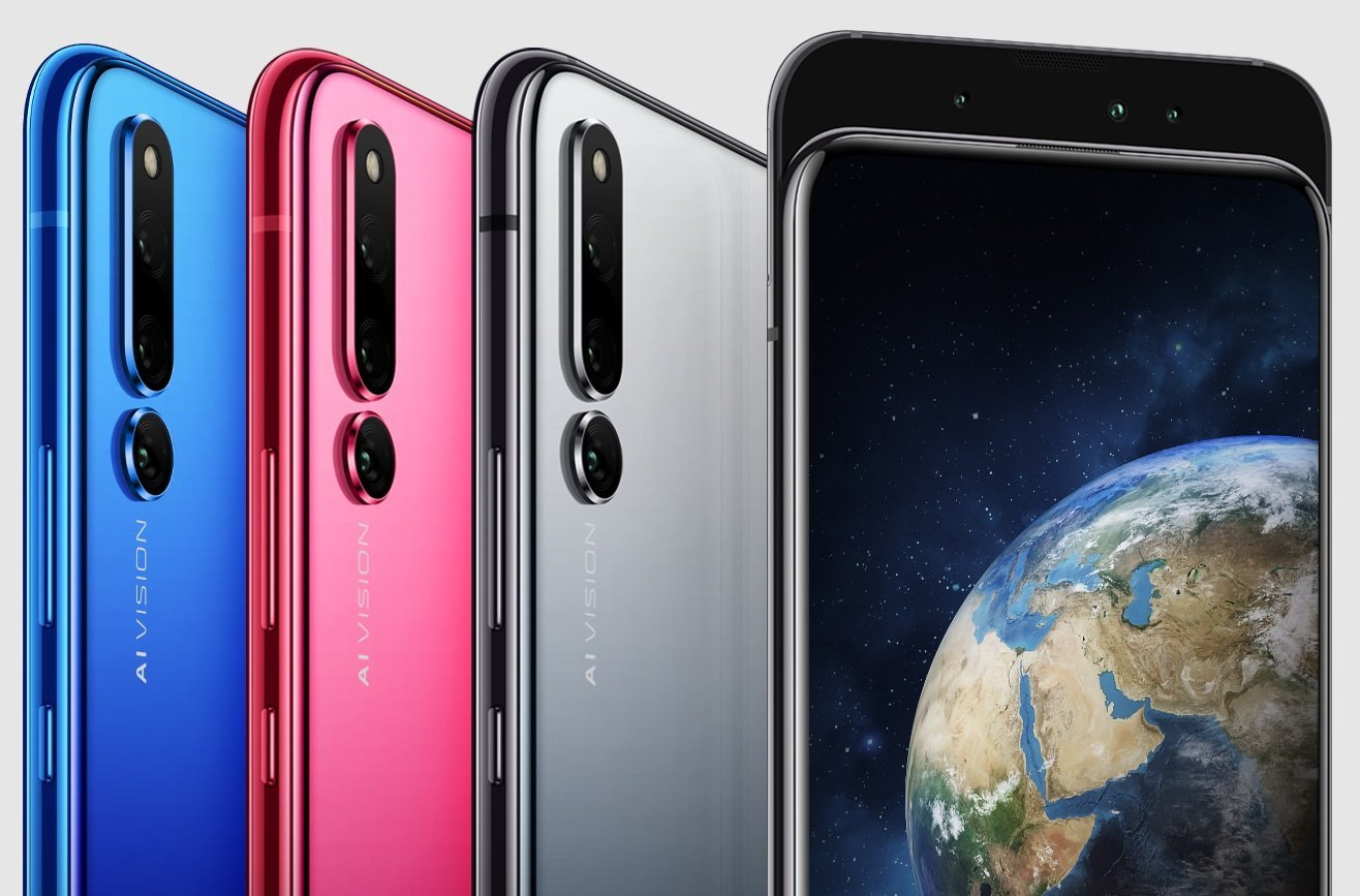 Honor Magic 2 : le smartphone à écran coulissant, sans bordure ni encoche est officiel