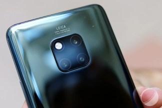 Même le Huawei Mate 20 Pro ne dépasse pas le P20 Pro sur DxO Mark