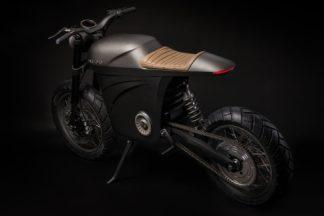 Moto électrique Tarfom : une fabrication en impression 3D pour construire les deux roues de demain