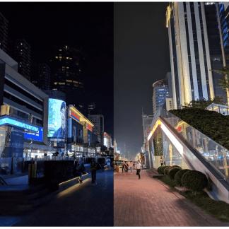 Nous avons testé le mode nuit du Google Pixel 3 et 3 XL : meilleur que l'œil humain
