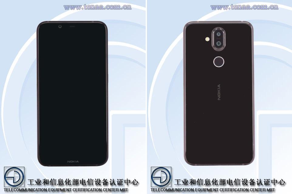 Nokia 7.1 Plus : la TENAA liste les caractéristiques du prochain milieu de gamme de HMD