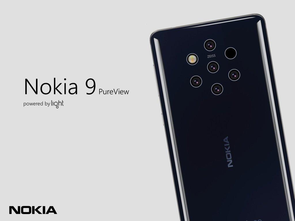 Nokia 9 PureView : la sortie du fleuron aux 5 capteurs photo approche