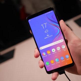 Prise en main du Samsung Galaxy A9 : quatre appareils photo qui ont tous un rôle