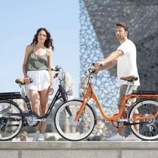 Peugeot E-Legend : 70 km d'autonomie et un pédalier au triple lion pour ce nouveau vélo électrique vintage