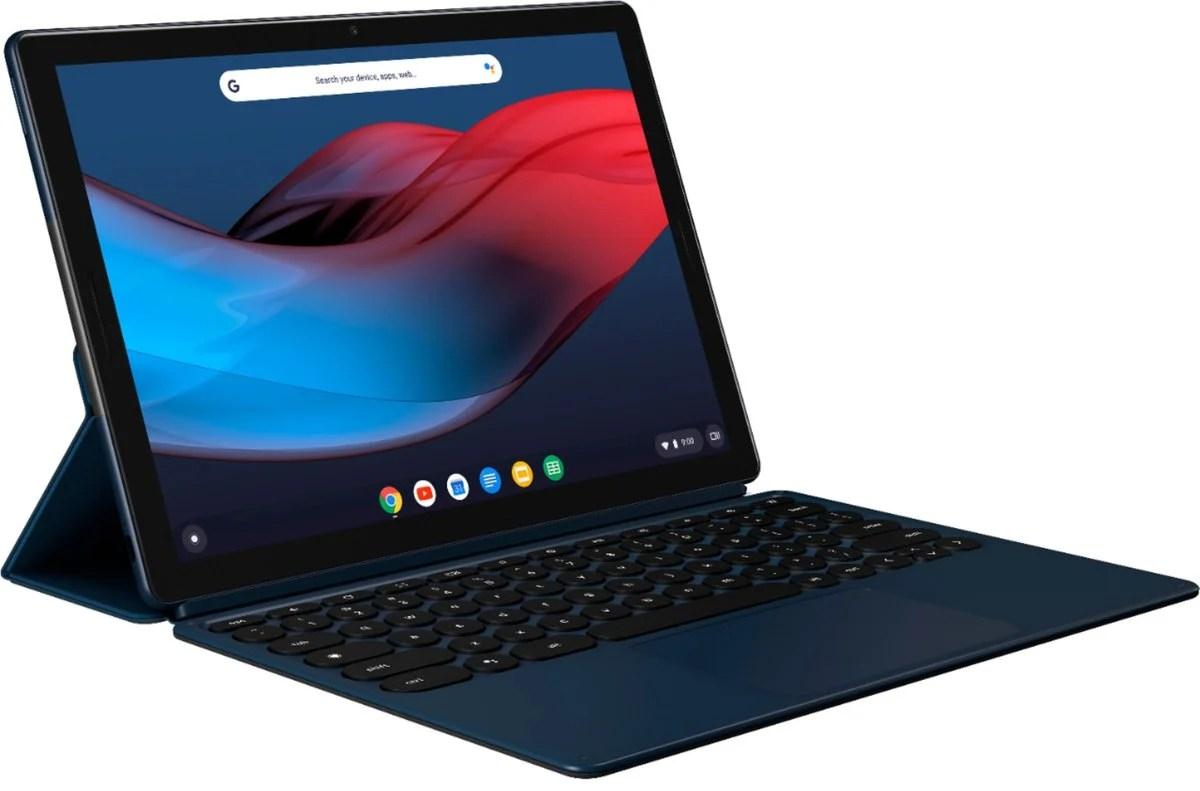 Pixel Slate : la tablette de Google se dévoile avec une couverture qui fait office de clavier physique