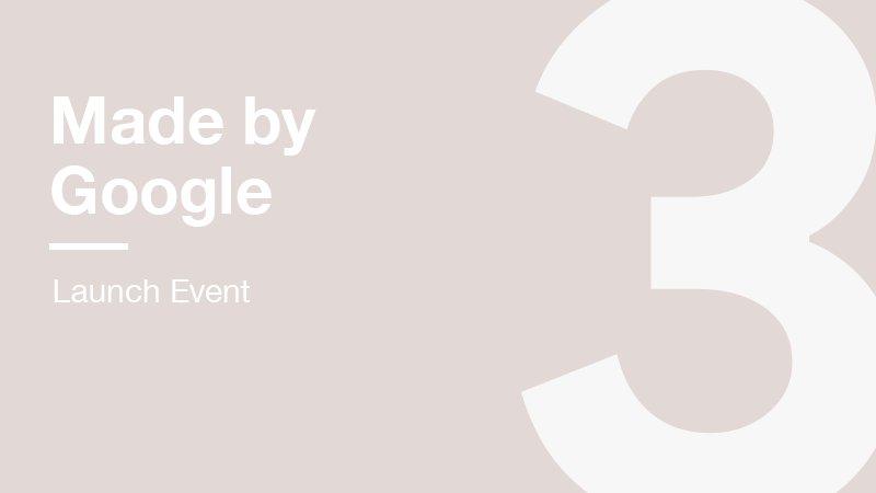 Google assume les fuites des Pixel 3 et Pixel 3 XL avec un mystérieux teaser pour sa conférence