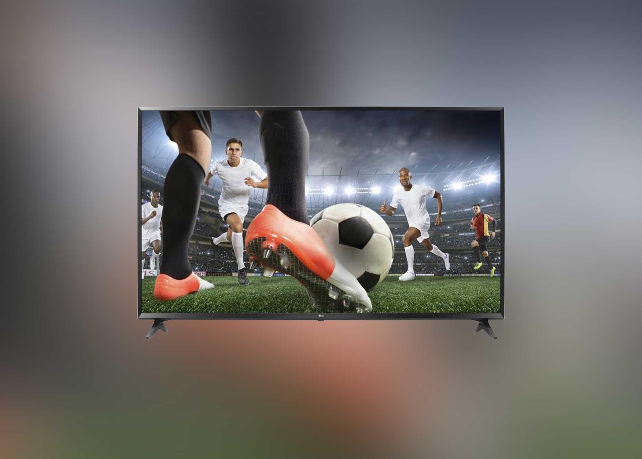 🔥 Bon plan : la TV LG (55UK6100) 4K UHD à 499 euros chez Cdiscount