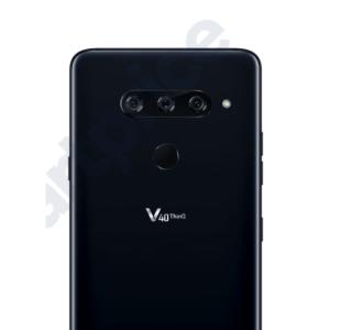 Voilà les 5 caméras du LG V40 ThinQ : du grand-angle mais aussi du télé-zoom