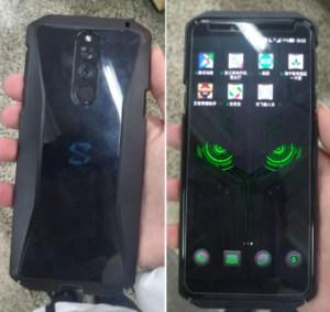 Black Shark 2 : le futur smartphone gaming de Xiaomi se dévoile en photos