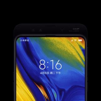 Xiaomi Mi Mix 3 : tout ce qu'on sait sur le fleuron vraiment borderless et sans encoche