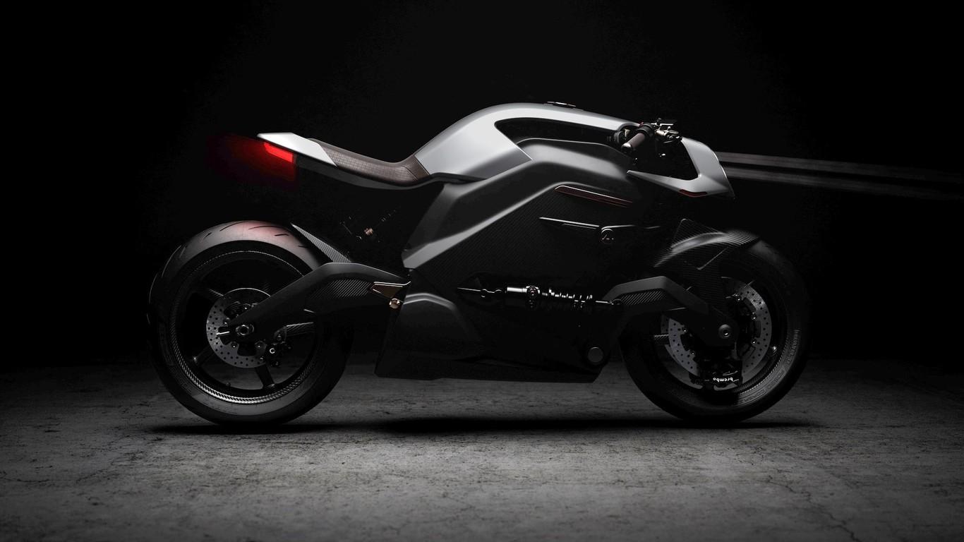 ARC Vector : la première moto électrique à interface homme-machine