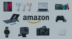 Toutes les meilleures offres d'Amazon du Black Friday 2018 : notre sélection