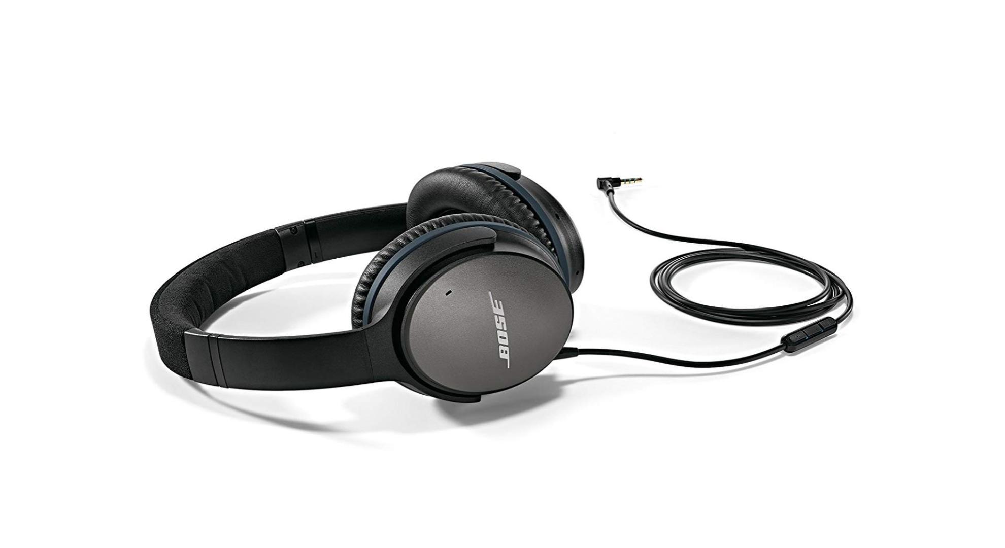 🔥 Bon plan : le casque Bose QuietComfort 25 à 149 euros au lieu de 329 euros