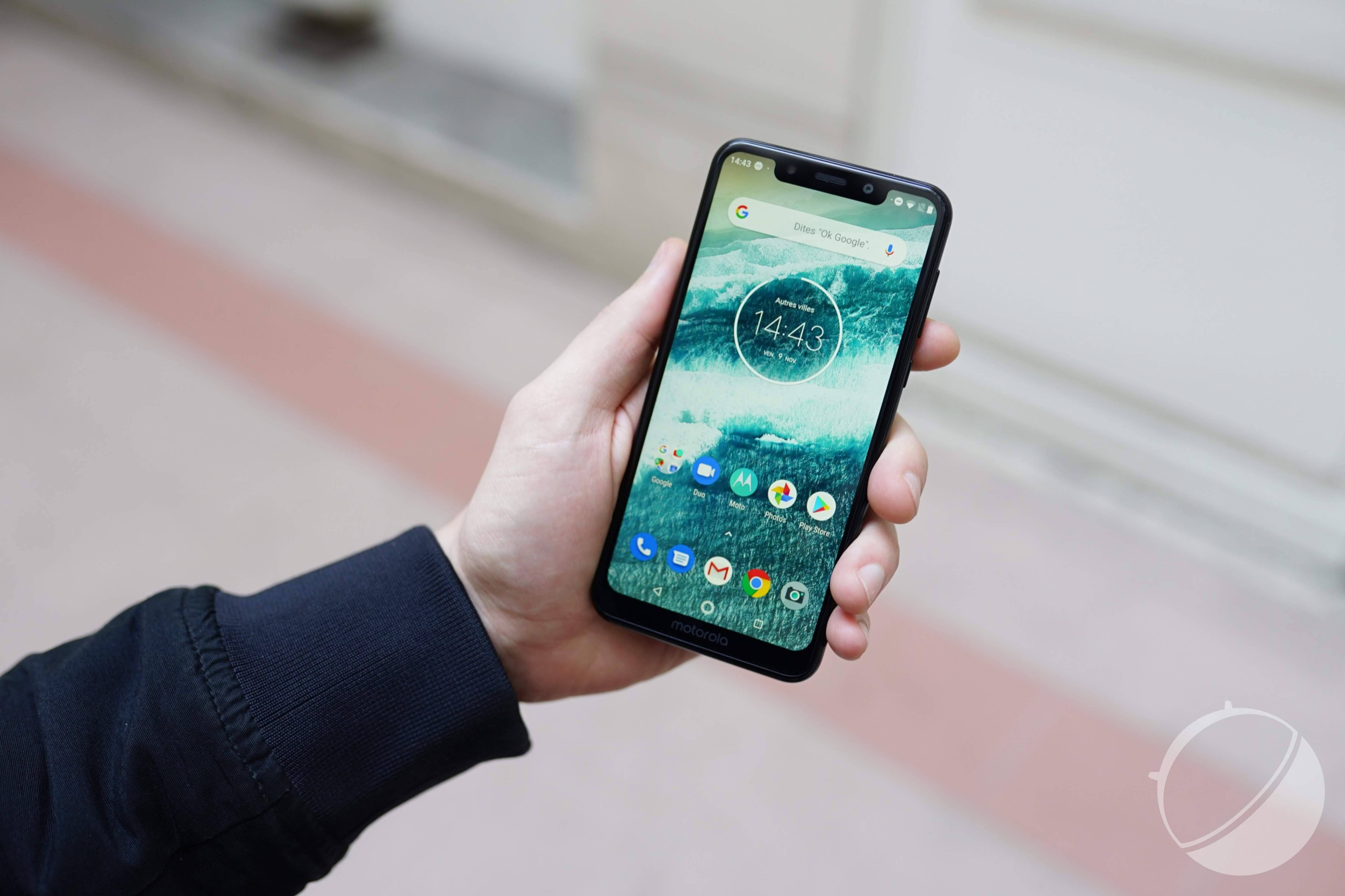 Test du Motorola One : l'autonomie et la simplicité à défaut de la puissance