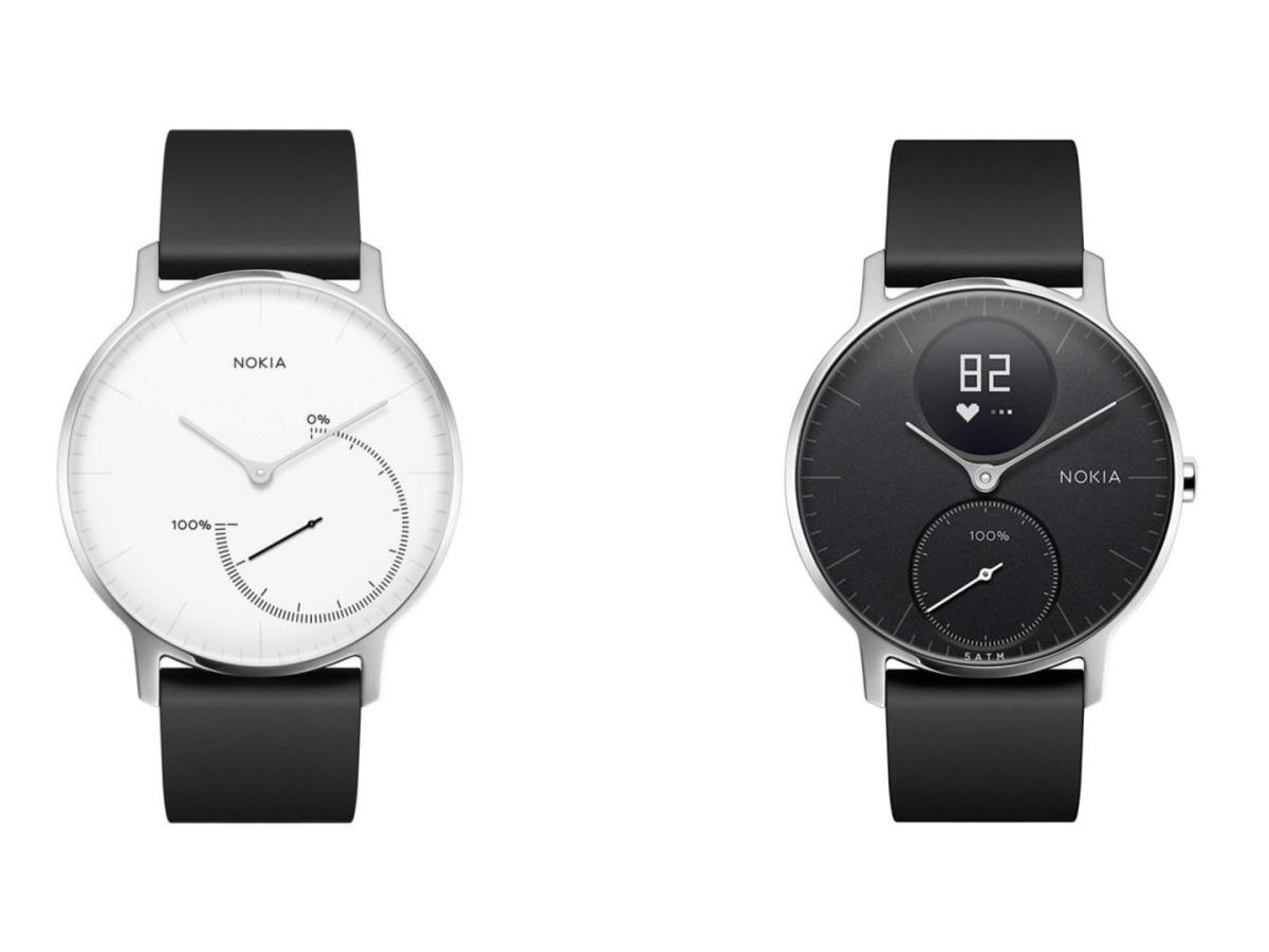 🔥 Cyber Monday : les Withings/Nokia Steel et Steel HR à partir de 65,99 euros chez Amazon