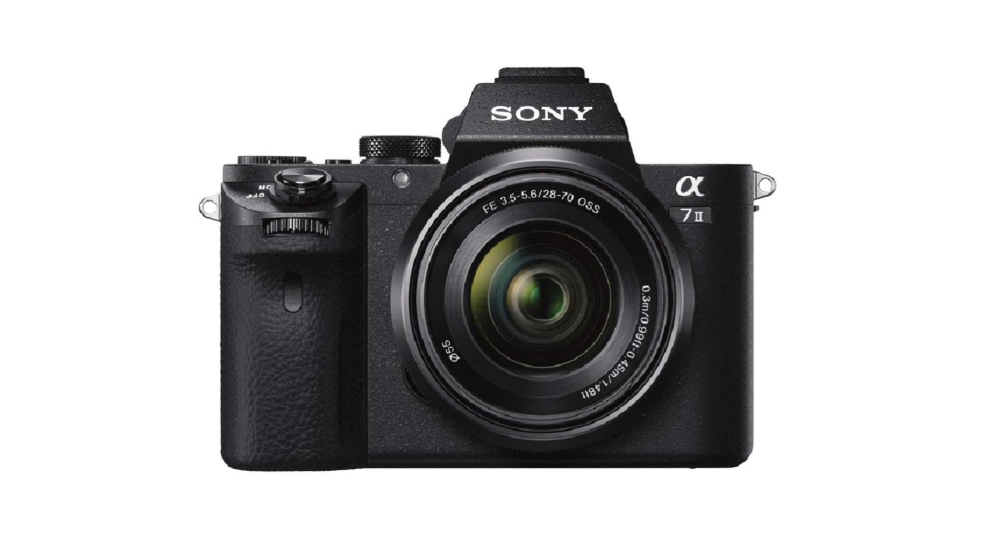 🔥 Black Friday : l'hybride Sony A7II avec un objectif à 1249 euros au lieu de 2000 chez Amazon