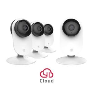 🔥 Black Friday : le lot de 4 caméras de sécurité Yi est à 159 euros au lieu de 199 euros chez Amazon