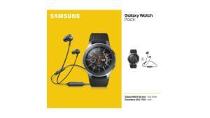 🔥 Cyber Monday : la Galaxy Watch avec des écouteurs Bluetooth AKG à 279,99 euros chez Darty
