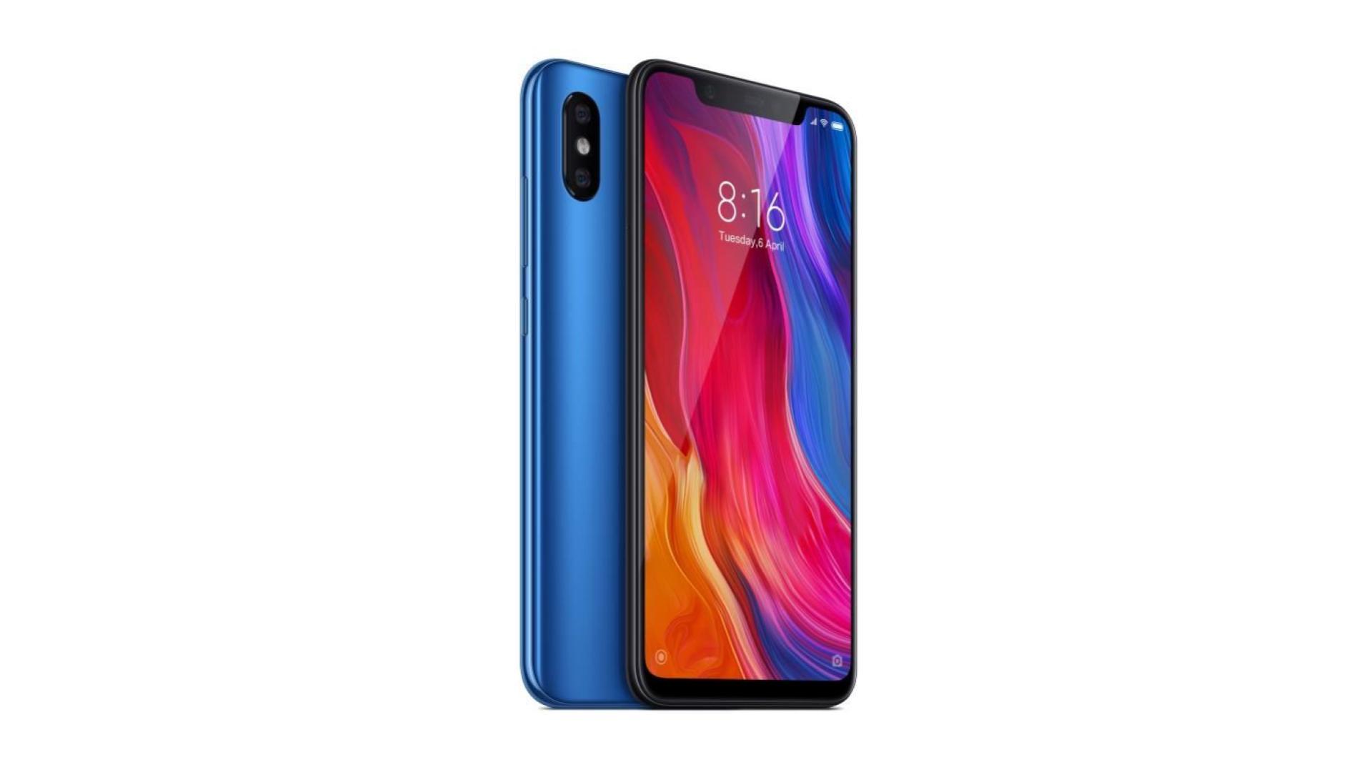 🔥 Bon plan : le Xiaomi Mi 8 est disponible à 299 euros au lieu de 499 euros sur Cdiscount