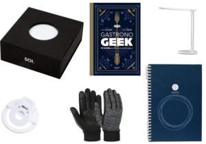 Notre guide d'achat de Noël avec des cadeaux high-tech et geek à moins de 30 euros