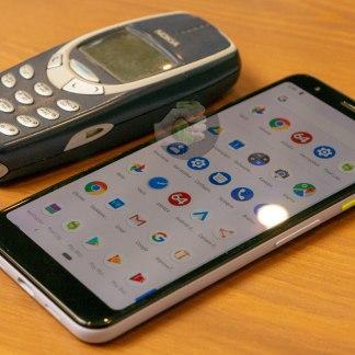 Google Pixel 3 Lite : de nouvelles photos pour le comparer à d'autres smartphones