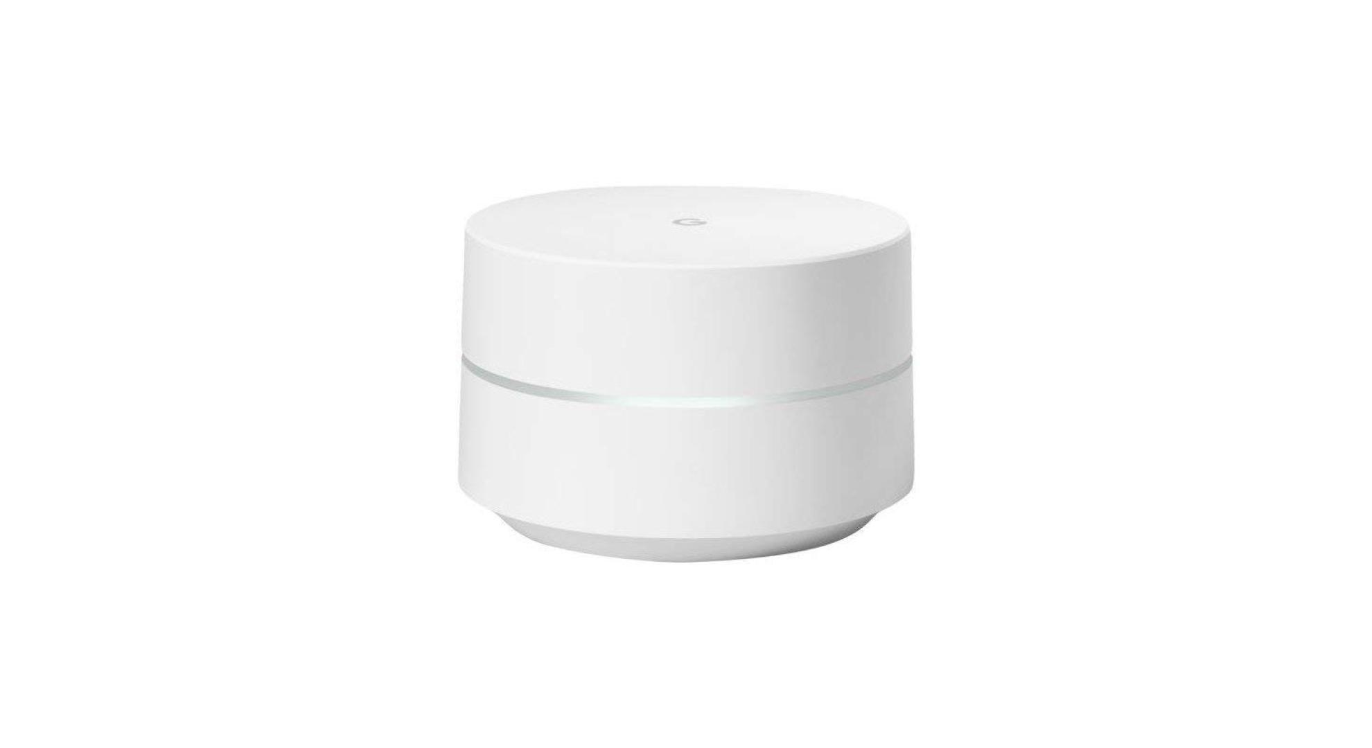 🔥 Black Friday : le Google WiFi passe sous la barre des 100 euros sur Amazon