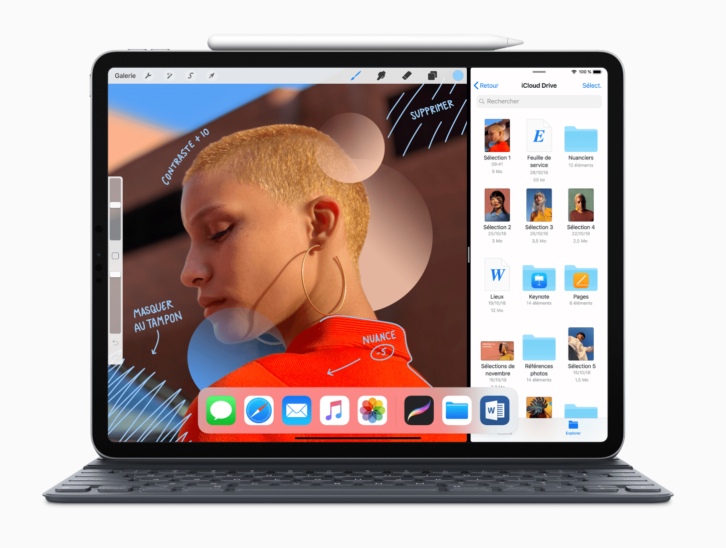 Apple A12X Bionic : le nouvel iPad Pro tient tête aux MacBook, le MacBook ARM se profile à l'horizon