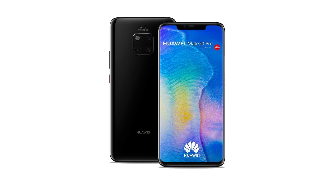 Bon plan : pour tout achat d'un Huawei Mate 20 Pro, profitez d'une carte mémoire de 128 Go et d'un socle de recharge sans fil offerts