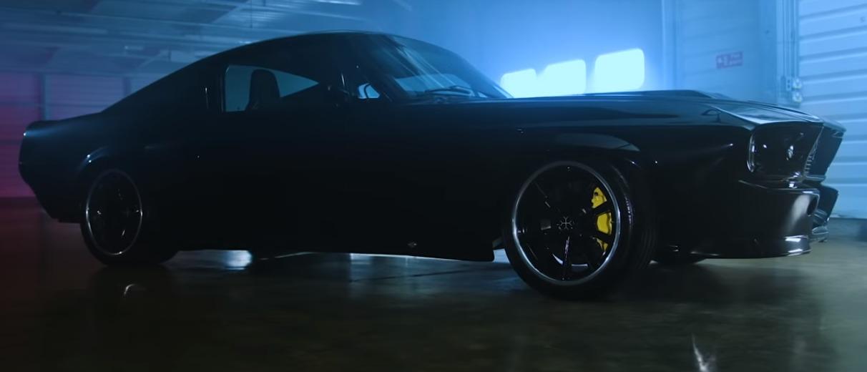 Cette Ford Mustang électrique inspirée des années 1960 est à contempler sans modération