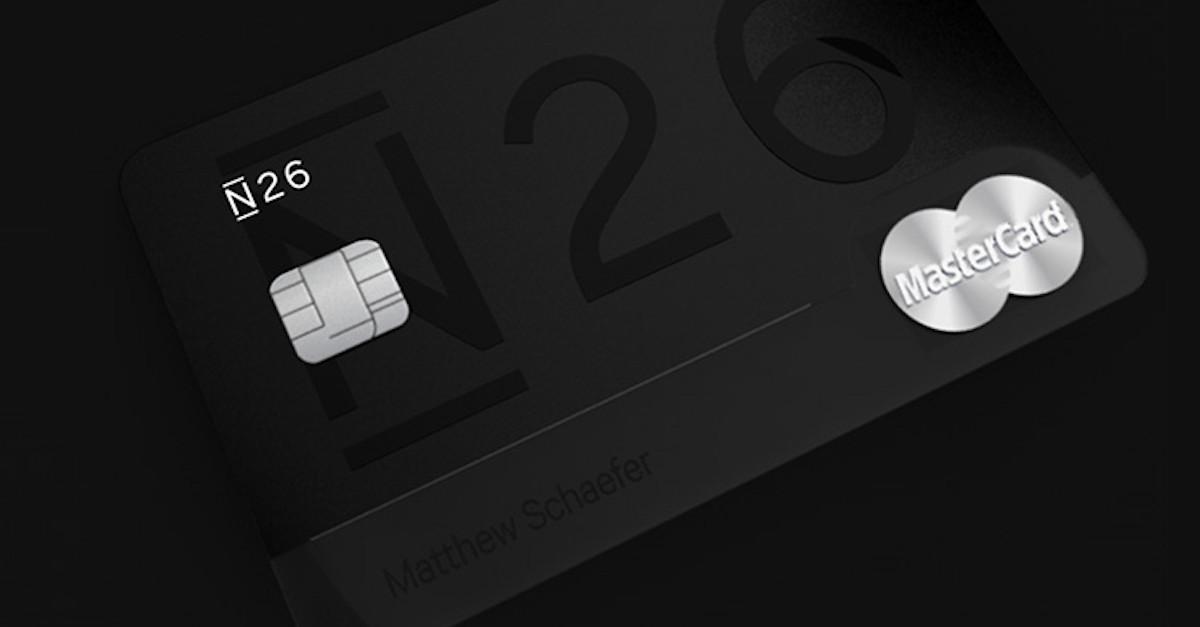 🔥 Bon Plan : la carte N26 black offerte pendant 6 mois pour les lecteurs et lectrices de FrAndroid