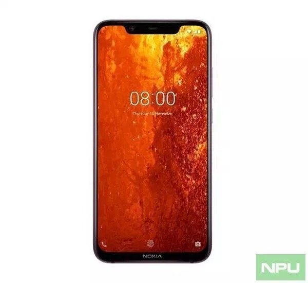 Nokia 8.1 en images : grosse encoche et clone international du Nokia X7