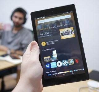 Test de l'Amazon Fire HD 8 (2018) : une tablette pas chère, mais à quel prix ?