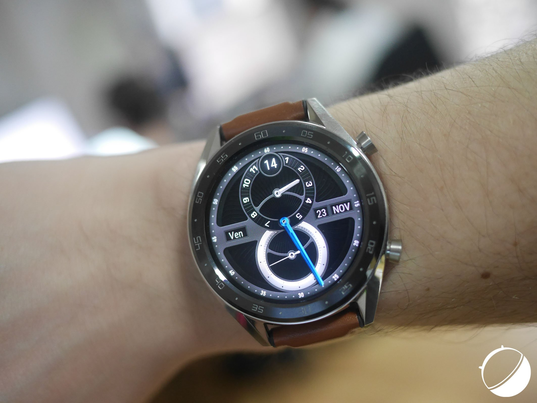 Test de la Huawei Watch GT : enfin une jolie montre avec plus d'une semaine d'autonomie