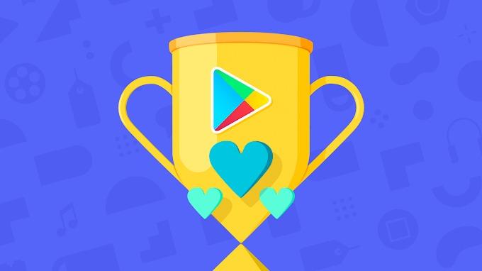 Votez pour vos applications et jeux préférés sur le Play Store
