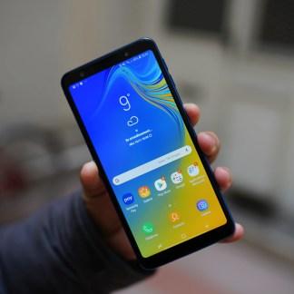 Samsung Galaxy M20 : encore incertaine, sa batterie de 5000 mAh en ferait le roi de l'autonomie
