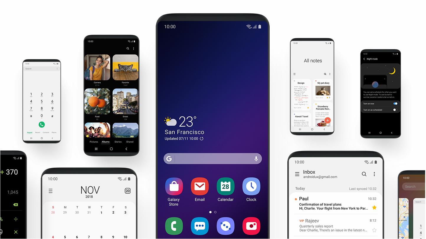 Comment tester Samsung One UI en avant-première : la nouvelle interface des smartphones Galaxy