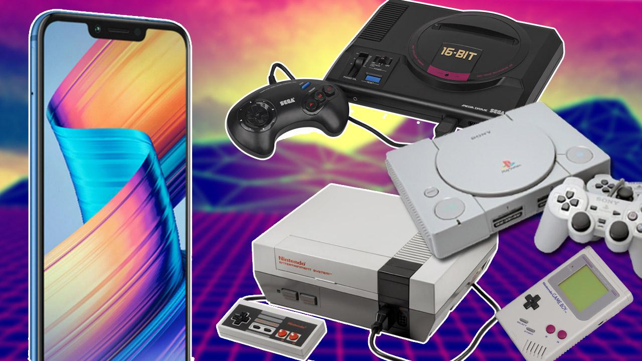 Que vaut le Honor Play face à nos consoles retrogaming préférées ?