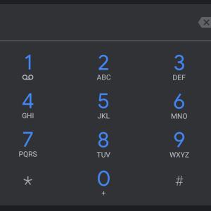 Le mode sombre arrive enfin sur l'application téléphone de Google