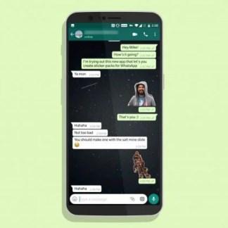 WhatsApp : transformez n'importe quelle photo en autocollant avec Sticker Studio