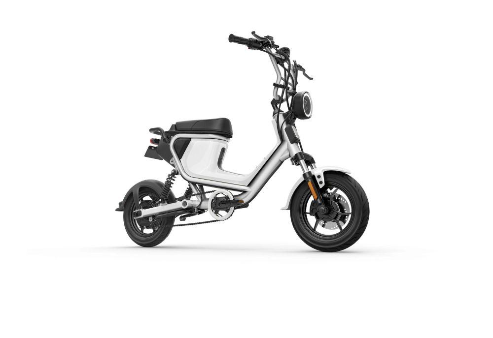 L'U-Mini, cette mobylette électrique qui épouse le design d'un mini-vélo