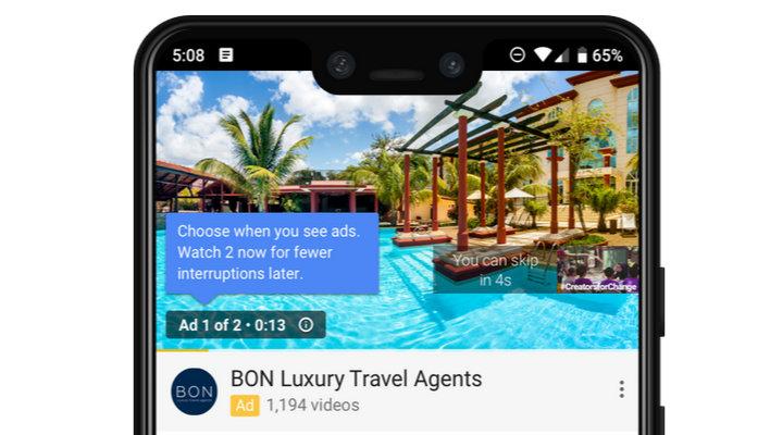 YouTube : une double dose de publicités avant les vidéos et dans votre flux pour éviter les coupures