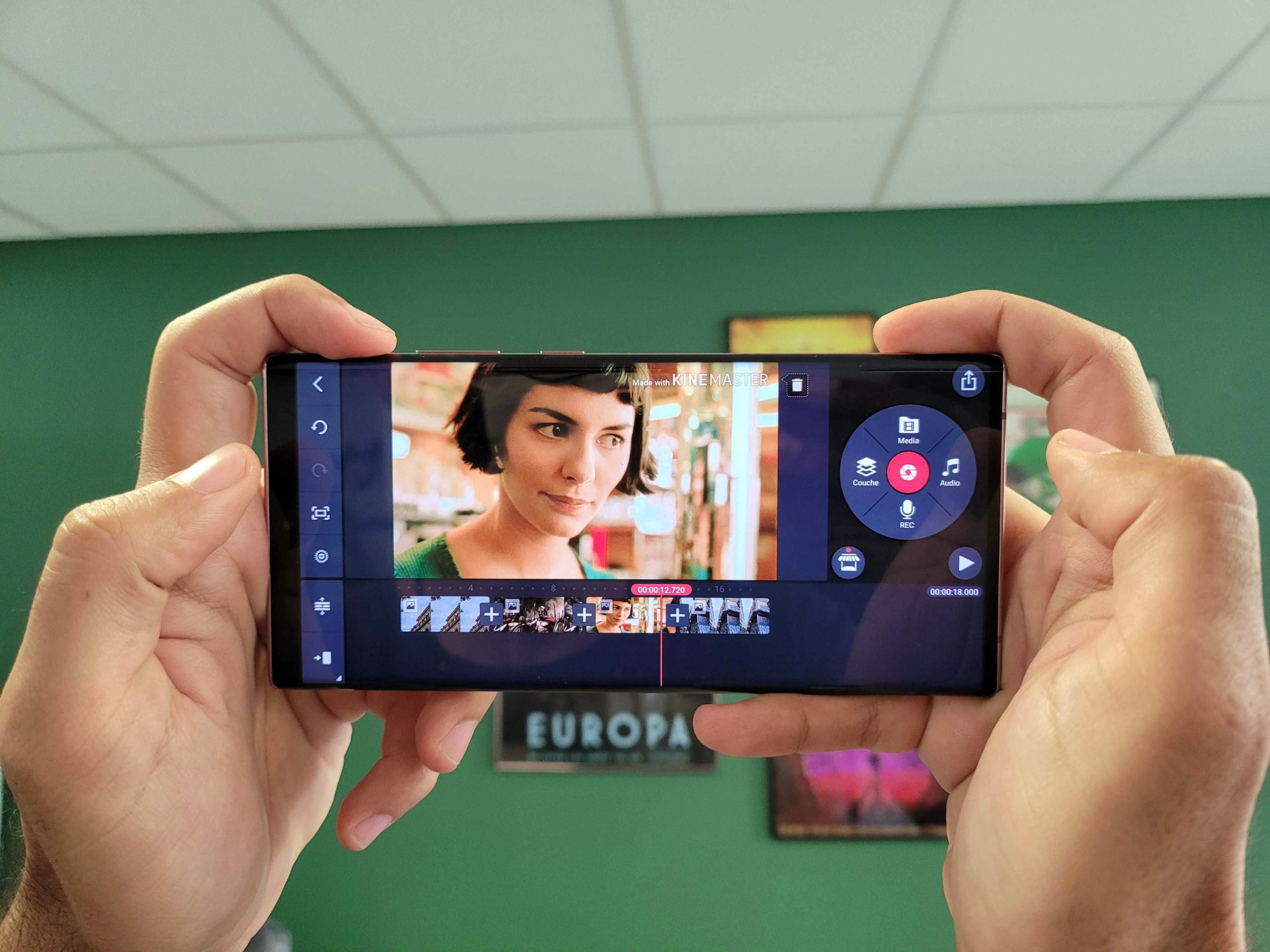 Les meilleures applications de montage vidéo sur Android et iOS en 2021