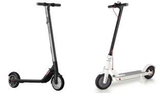 Xiaomi Mi Scooter (M365) ou Ninebot ES2 : laquelle est la meilleure trottinette électrique ?