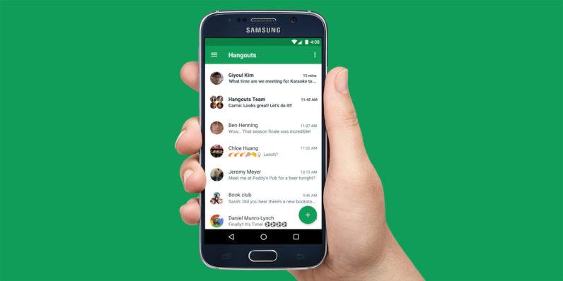 Fermeture de Hangouts : Google apporte quelques précisions