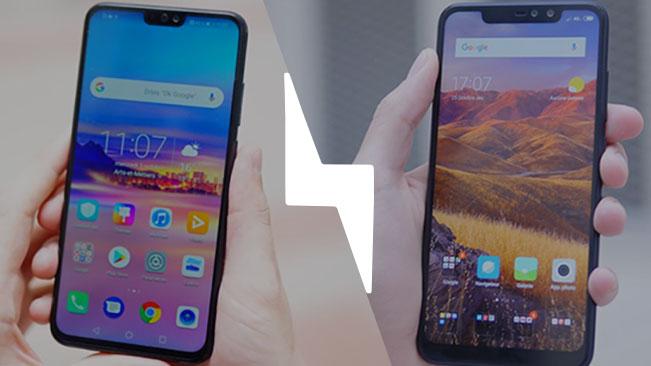 Honor 8X vs Xiaomi Redmi Note 6 Pro : lequel est le meilleur smartphone ? – Comparatif